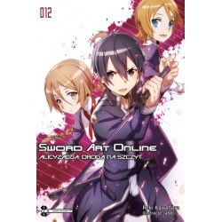 SWORD ART ONLINE tom 12