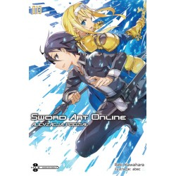 SWORD ART ONLINE tom 13