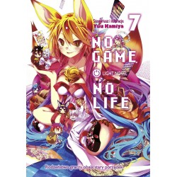 NO GAME NO LIFE tom 7 Light...