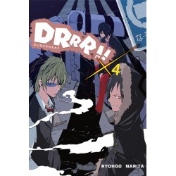 DURARARA!! LIGHT NOVEL tom 4