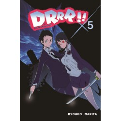 DURARARA!! LIGHT NOVEL tom 5