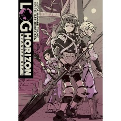 LOG HORIZON Light novel tom 3