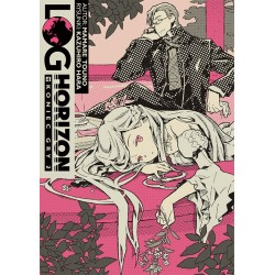 LOG HORIZON Light novel tom 4