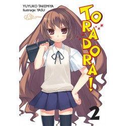 TORADORA LIGHT NOVEL tom 2