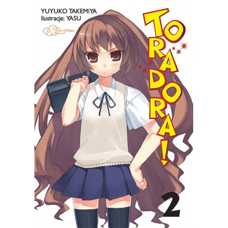 TORADORA LIGHT NOVEL tom 2