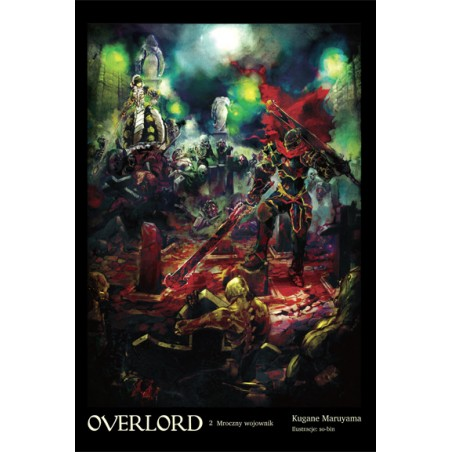 OVERLORD Light novel tom 2