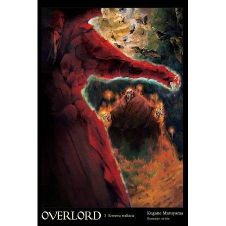 OVERLORD Light novel tom 3