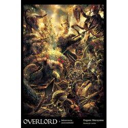 OVERLORD Light novel tom 4