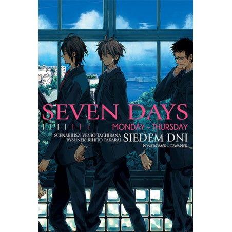 SEVEN DAYS tom 1