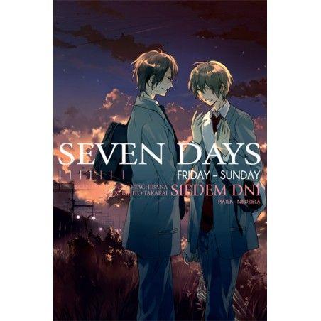 SEVEN DAYS tom 2