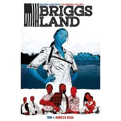 BRIGGS LAND tom 1 Kobieca ręka