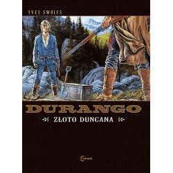 DURANGO tom 9 Złoto Duncana