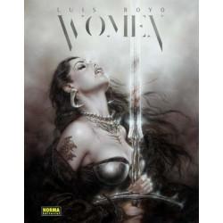 WOMEN LUIS ROYO Artbook