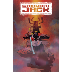 SAMURAJ JACK tom 4