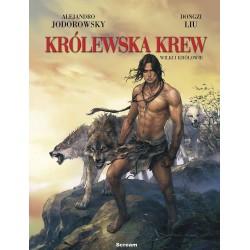KRÓLEWSKA KREW tom 3 Wilki...