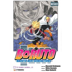 BORUTO tom 2
