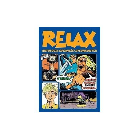 RELAX Antologia opowieści rysunkowych tom 2
