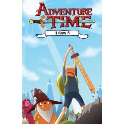 ADVENTURE TIME tom 5