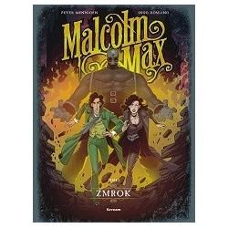 MALCOLM MAX tom 3 Zmrok