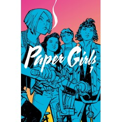 PAPER GIRLS tom 1