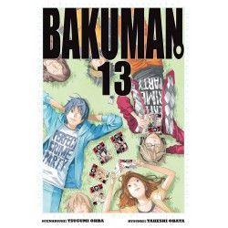 BAKUMAN tom 13