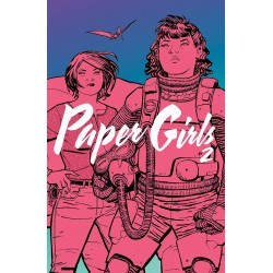 PAPER GIRLS tom 2