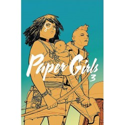 PAPER GIRLS tom 3