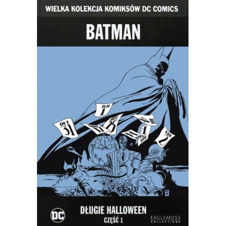 WIELKA KOLEKCJA KOMIKSÓW DC COMICS  tom 7 Batman Długie Halloween część 1
