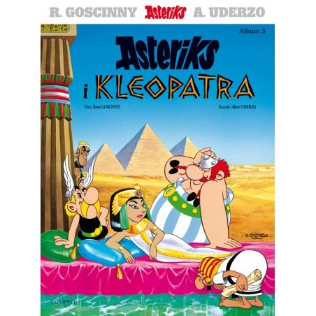 ASTERIKS tom 5 Asteriks i Kleopatra
