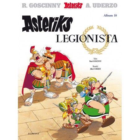 ASTERIKS tom 10 Asteriks legionista