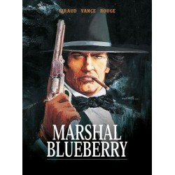 BLUEBERRY Marshal Blueberry