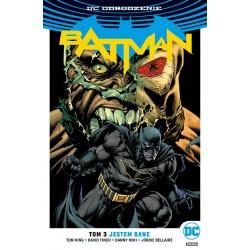 DC ODRODZENIE BATMAN tom 3...