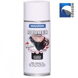 Maston RUBBER Comp 400ml BIAŁA