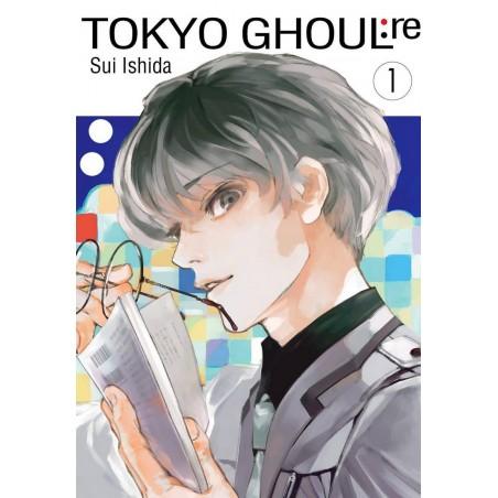 TOKYO GHOUL :Re tom 1