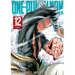 ONE-PUNCH MAN tom 12