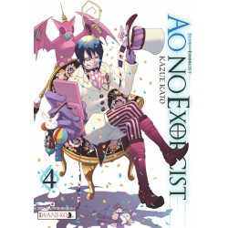 AO NO EXORCIST tom 4