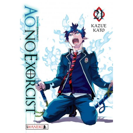 AO NO EXORCIST tom 21