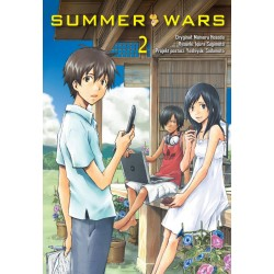 SUMMER WARS tom 2