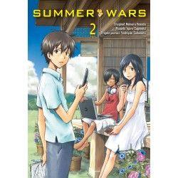 SUMMER WARS tom 2