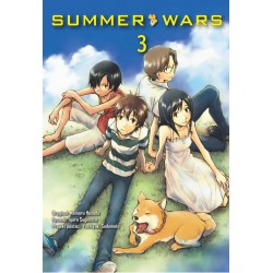 SUMMER WARS tom 3