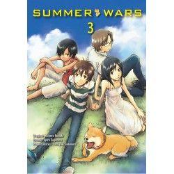 SUMMER WARS tom 3
