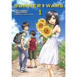 SUMMER WARS tom 1
