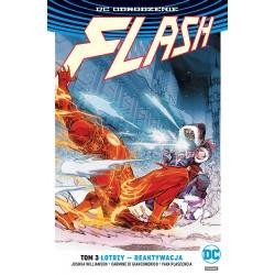 DC ODRODZENIE FLASH tom 3...