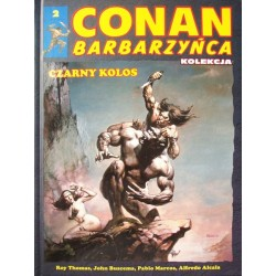 CONAN BARBARZYŃCA tom 2...