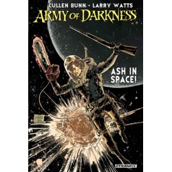ARMY OF DARKNESS ASH IN SPACE