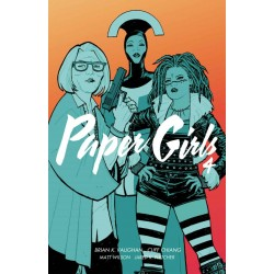 PAPER GIRLS tom 4