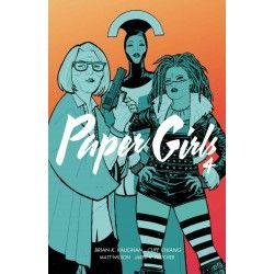 PAPER GIRLS tom 4