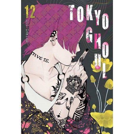 TOKYO GHOUL tom 12