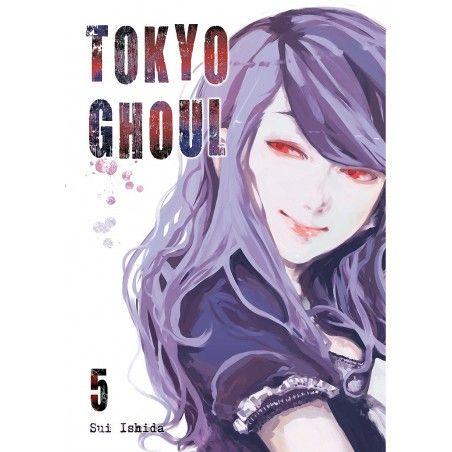 TOKYO GHOUL tom 5