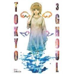 TOKYO GHOUL tom 3